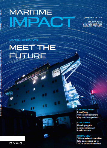 Maritime Impact Issue 02-2016