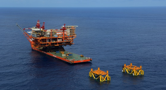 Banner_DNV GL helps CNOOC perform first DP floatover installation in China