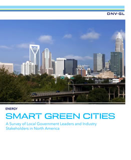 Smart Green Cities US survey