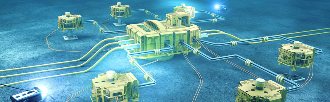 Subsea illustration